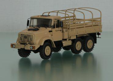 ЗиЛ-433420 вседорожный бортовой грузовик