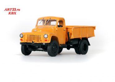 ГАЗ-56 опытный, бортовой грузовик