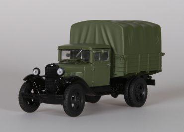 НАЗ-АА, ГАЗ-АА с 10.1932 года, ГАЗ-ММ с 1938 года, базовый бортовой грузовик