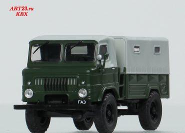 ГАЗ-62А многоцелевой армейский автомобиль