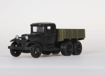 ГАЗ-ААА бортовой грузовик повышенной проходимости