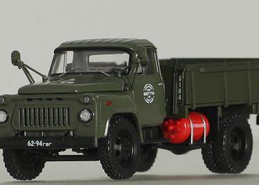 ГАЗ-52-07 газобаллонный бортовой грузовик на базе ГАЗ-52-04