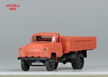 ГАЗ-53Ф бортовой грузовик, первая модель серии ГАЗ-53