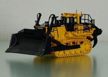 Komatsu D375A-8 crawler dozer