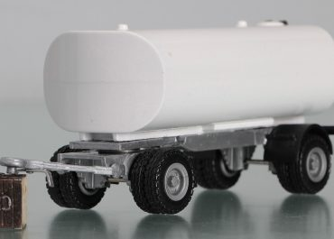Trailer autotank for water transportation