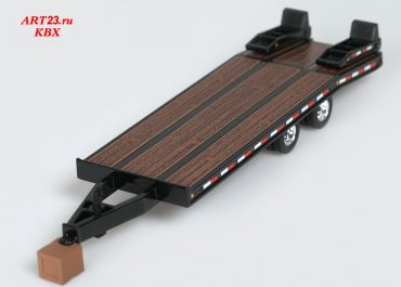 Beavertail Trailers Model
