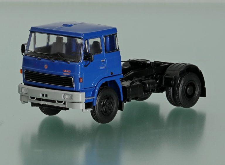 ЛИАЗ-110.551, LIAZ-110.551 седельный тягач для дальних перевозок