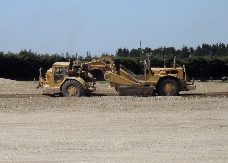 Caterpillar 631E wheel tractor-Scraper