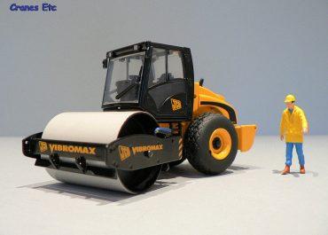 JCB, Joseph Cyril Bamford, Vibromax VM 115 Single Drum Soil Compactor