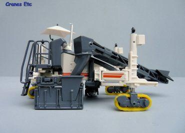 Wirtgen SP 15i Slipform Paver – Conveyor