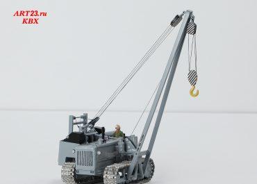 Т-3560 гусеничный трубоукладчик для труб D 1020, 1220 мм на базе Д-804/Д-804М