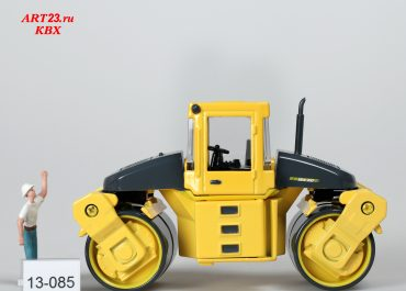 BOMAG BW184 AD tandem vibratory roller