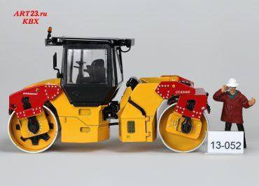 Dynapac CC424 HF Tandem Asphalt Rollers