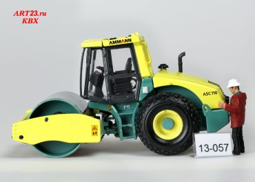 Ammann ASC 110 D Single Drum Vibratory Roller