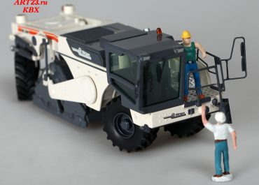Wirtgen WR2000 wheel Cold Recycler and Soil Stabiliser