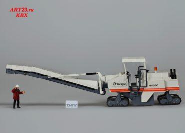 Wirtgen 1900DC road milling machine