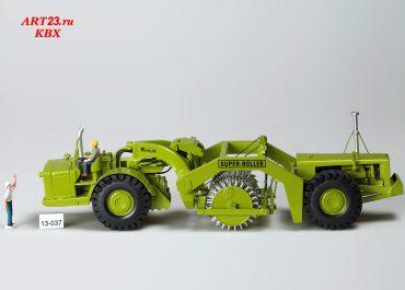 Euclid TS-24 31LOT Super Roller Tamping/compacteur