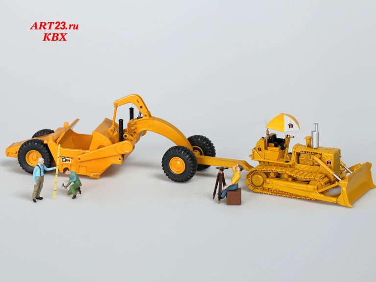 Caterpillar 631D Scraper