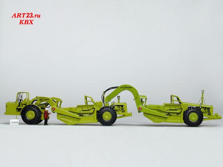 Euclid TS-24 31LOT-33SH-33SH articulated tandem-Scraper
