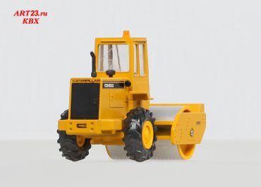 Сaterpillar CS653 Single Drum Vibratory Roller