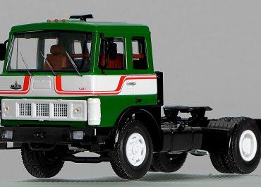 МАЗ-5432 магистральный седельный тягач