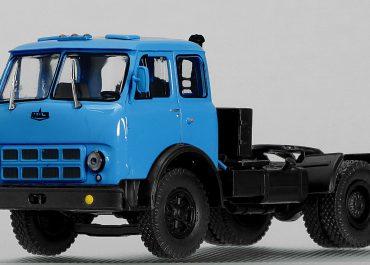 МАЗ-504В седельный тягач для магистральных перевозок