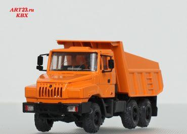 Урал-55571-44 самосвал задней выгрузки