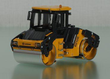 LiuGong 6212E tandem vibratory roller