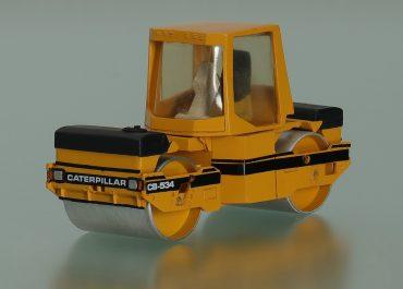Caterpillar CB-534 Vibratory Smooth Drum Roller
