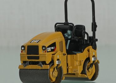 Caterpillar CB-2.7 tandem vibratory roller