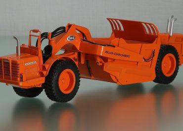 Allis-Chalmers 562/562B articulated Scraper