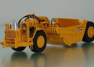 Caterpillar 651B self-propelled Scraper