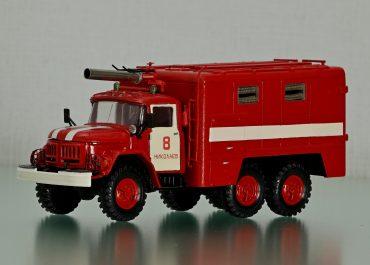 АР-2(131) модель 133 пожарный рукавный автомобиль на шасси ЗиЛ-131