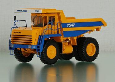 БелАЗ-7547 карьерный внедорожный самосвал