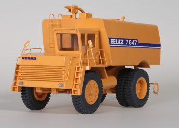 БелАЗ-7647 карьерная поливооросительная машина на базе БелАЗ-7547