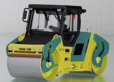 Ammann AV 110 X Tier 2 road tandem vibratory roller