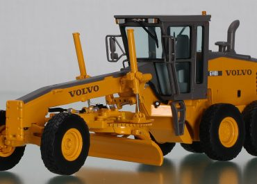 Volvo G 740 B motor grader