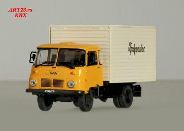 Робур LD3000, Robur LD3000 KF/ST-KO автофургон общего назначения