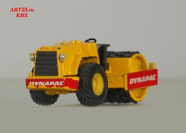 Dynapac CA-25PD Series 2 padfoot compactor