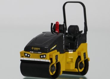 BOMAG BW 120 AD-5 tandem articulated vibratory roller