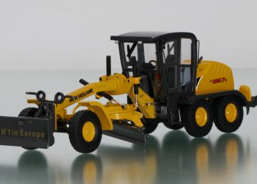New Holland F156.7A self-propelled articulated grader