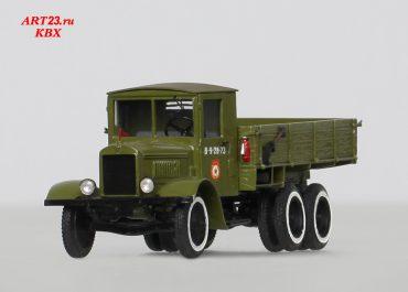 ЯГ-10 бортовой грузовик повышенной проходимости