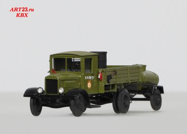ЯГ-6 бортовой грузовик