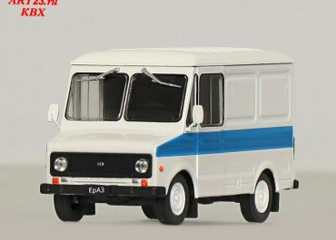 ЕрАЗ-3730 заднеприводный грузовой автофургон