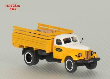 ЗиЛ-164, -164А бортовой автомобиль