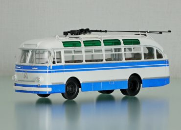 ЛАЗ-695БТ, Киев 5-ЛА троллейбус с кузовом и агрегатами автобуса ЛАЗ-695Б