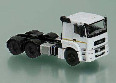 КамАЗ-65206, Т2642 седельный тягач