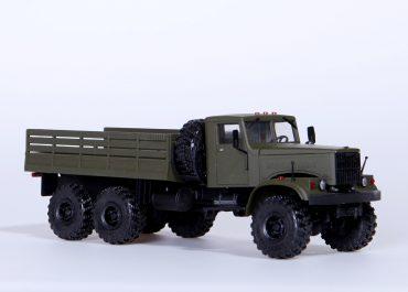 КрАЗ-255Б/Б1 6х6 грузовой автомобиль повышенной проходимости