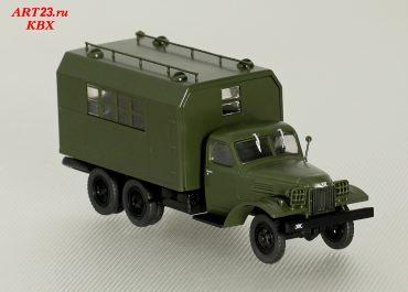 ВАРЭМ войсковая автомобильная ремонтно-эксплуатационная мастерская на шасси ЗиС-151 6х6