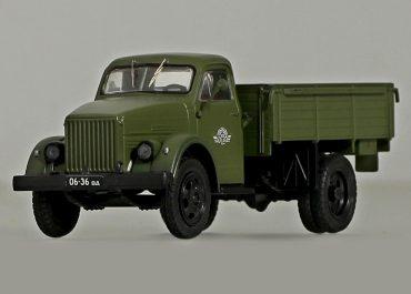 ГАЗ-51А бортовой грузовик